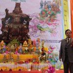 Lễ đúc tượng thờ Thành Tổ Triết Vương Trịnh Tùng