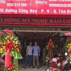 Khai Trương Cơ Sở 3 Đồ Đồng Bảo Long Tại TP Hồ Chí Minh