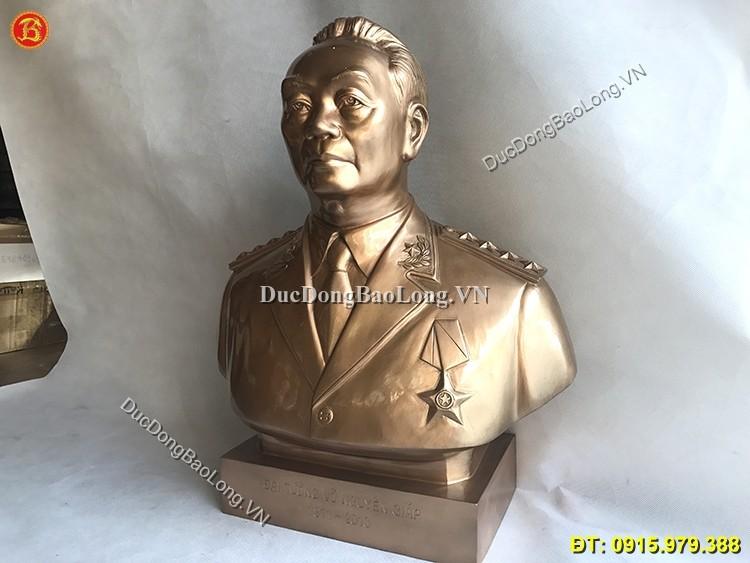 Tượng Đồng Võ Nguyên Giáp Cao 61cm