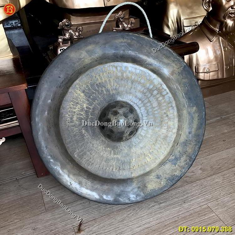Bán Chiêng Đồng Gò Đường Kính 52cm