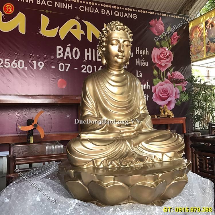 Tượng Phật Thích Ca Mâu Ni 61cm
