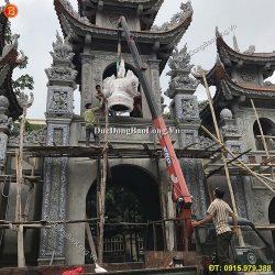 Rước Tượng Phật Quan Âm Chùa Phúc Khánh