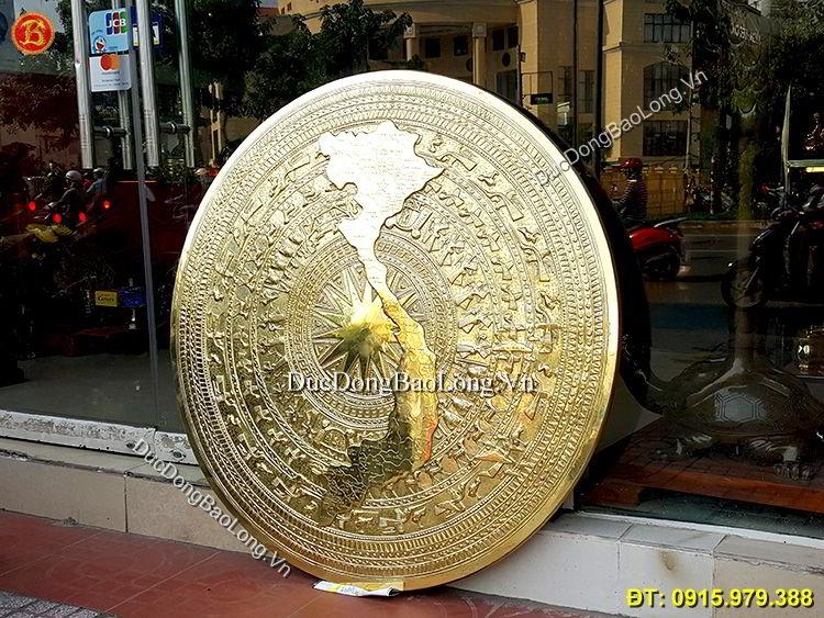 Mặt Trống Đồng Đông Sơn ĐK 1m2