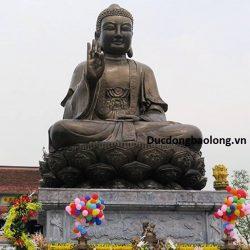 Choáng Ngợp Với 7 Pho Tượng Phật Bằng Đồng Lớn Nhất Việt Nam