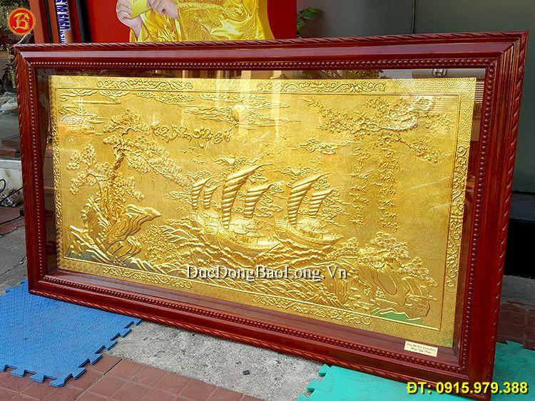 6 Bức Tranh Đồng Thuận Buồm Xuôi Gió Phong Thủy