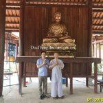 Tượng Đức Phật Thích Ca Yên Vị Tại Chùa Tam Bửu