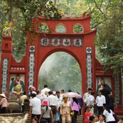 Lễ Hội Đền Hùng, Kinh nghiệm đi lễ Đền Hùng – Phú Thọ
