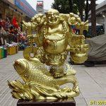 Tượng Phật Di Lặc Trong Phong Thuỷ, Cách Thờ Cúng Như Thế Nào?