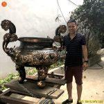 Giá Bộ Lư Hương Bằng Đồng Thờ Cúng Chất Lượng tại Hà Nội, tpHCM