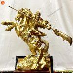 Ý Nghĩa Tượng Quan Công Phong Thuỷ, 5 mẫu tượng Quan Công đẹp nhất