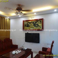 Treo Tranh Thuận Buồm Xuôi Gió 1m76 cho Khách ở Linh Đàm, Hà Nội