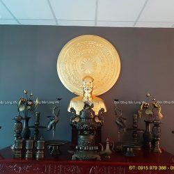 Trang trí phòng thờ Bác Hồ ở Hạ Long – Quảng Ninh