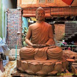 Rước tượng Phật Thích Ca chùa Nam Thiên