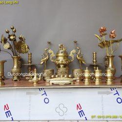 Mua đồ thờ bằng đồng tại Bình Phước