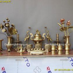Mua đồ thờ bằng đồng tại Đồng Nai