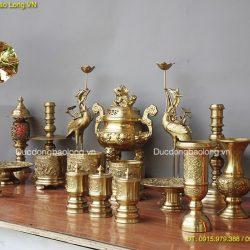 Mua đồ thờ bằng đồng tại Kon Tum