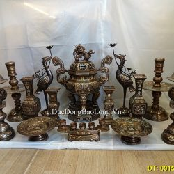 Mua đồ thờ bằng đồng tại Phú Yên