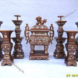 Mua đồ thờ bằng đồng tại Tiền Giang