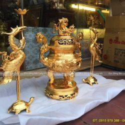 Địa chỉ mua đồ thờ bằng đồng tại Bình Định đẹp, chất lượng