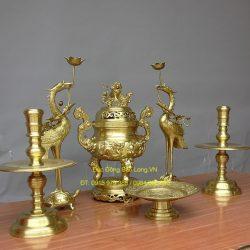 Mua đồ thờ bằng đồng tại Bình Thuận