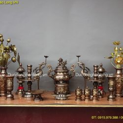 Mua đồ thờ bằng đồng tại Cần Thơ