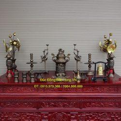 Mua đồ thờ bằng đồng tại Gia Lâm