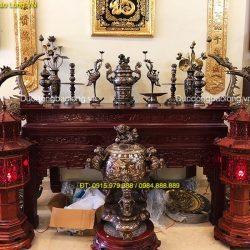 Mua đồ thờ bằng đồng tại Quận Hoàng Mai