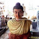 Mẫu Tượng Đầu Phật Thích Ca đẹp