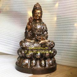 Đơn vị đúc tượng Phật bằng đồng tại Bình Thuận uy tín