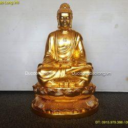 Đúc tượng Phật bằng đồng tại Kiên Giang