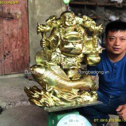 Đúc tượng Phật bằng đồng tại Long An chất lượng nhất