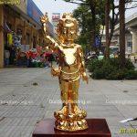Cơ sở đúc tượng Phật bằng đồng tại Ninh Thuận uy tín nhất