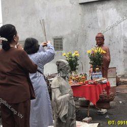 Đơn vị đúc tượng Phật bằng đồng tại Thái Bình uy tín nhất