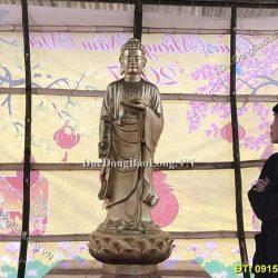 Đúc tượng Phật bằng đồng tại Tuyên Quang uy tín