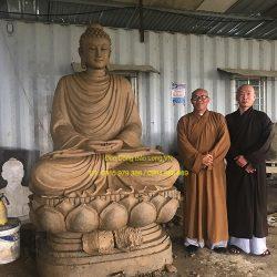 Cơ sở đúc tượng Phật bằng đồng tại Yên Bái uy tín nhất