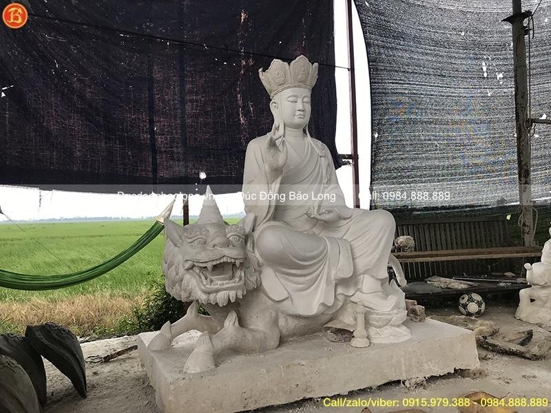 tượng địa tạng bồ tát