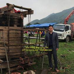 Cơ sở đúc chuông đồng, đại hồng chung tại Bình Định uy tín nhất