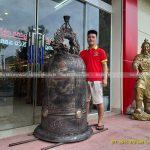 Đúc chuông đồng – đại hồng chung tại Đắk Nông