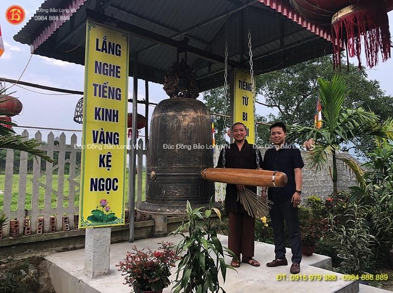 Đúc chuông đồng tại Tuyên Quang chất lượng