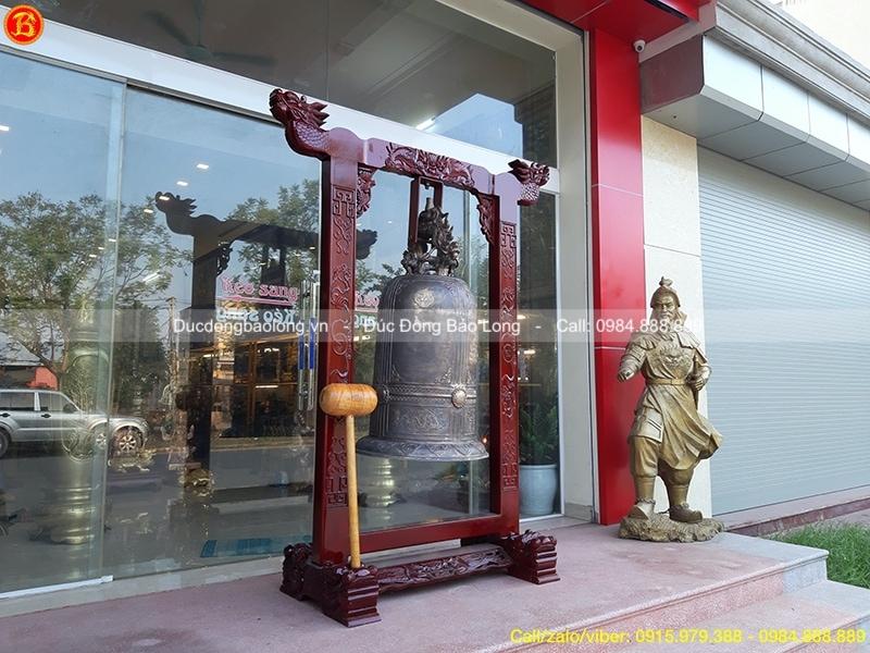 Chuông Đồng 250kg cho Chùa ở Đắc Lắc