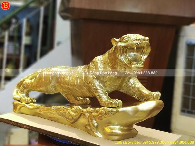 tượng con hổ đẹp
