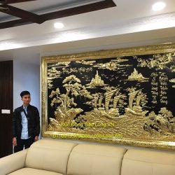 Địa chỉ mua tranh đồng tại Hà Giang uy tín nhất