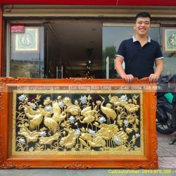 Địa chỉ mua tranh đồng tại Ninh Thuận chất lượng nhất