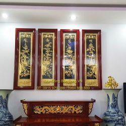 Địa chỉ mua tranh đồng tại Quảng Bình đẹp, chất lượng nhất