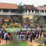 Lễ Rước tượng Tam Thế Phật Chùa Hoà Phúc – Hà Nội.