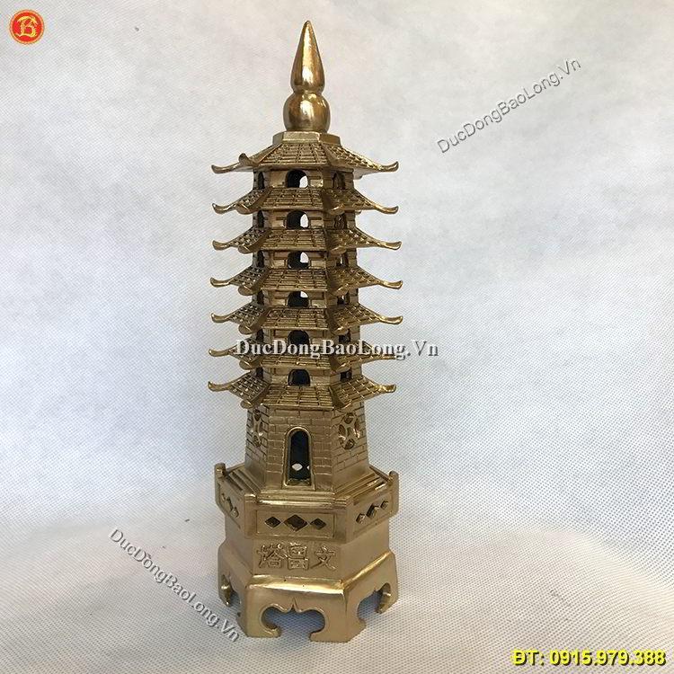 Tháp Văn Xương Bằng Đồng 7 Tầng