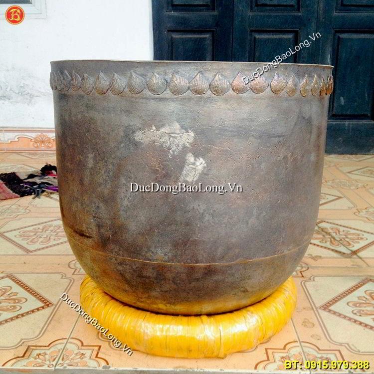 Chuông Thỉnh Bằng Đồng Đỏ Nặng 50kg