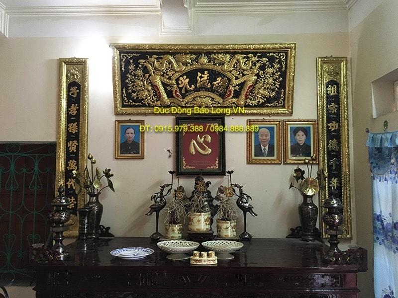mua đồ thờ bằng đồng tại Trà Vinh