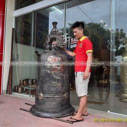 chuông đồng 500kg