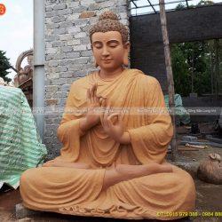Mẫu Tượng Phật Thích Ca 2m1 đẹp nhất